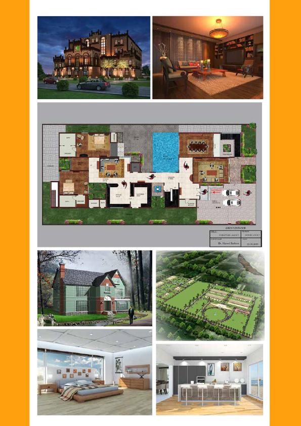 Interior Design Assignments