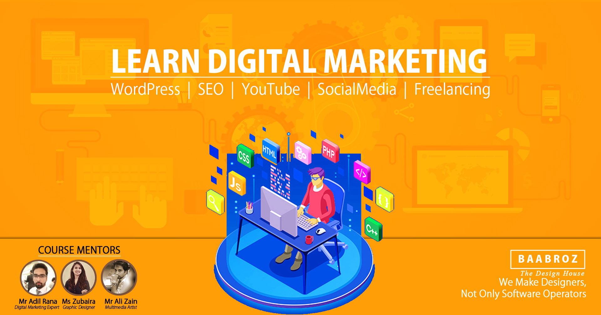 Digital Marketing Course In Lahore Digital Marketing Training