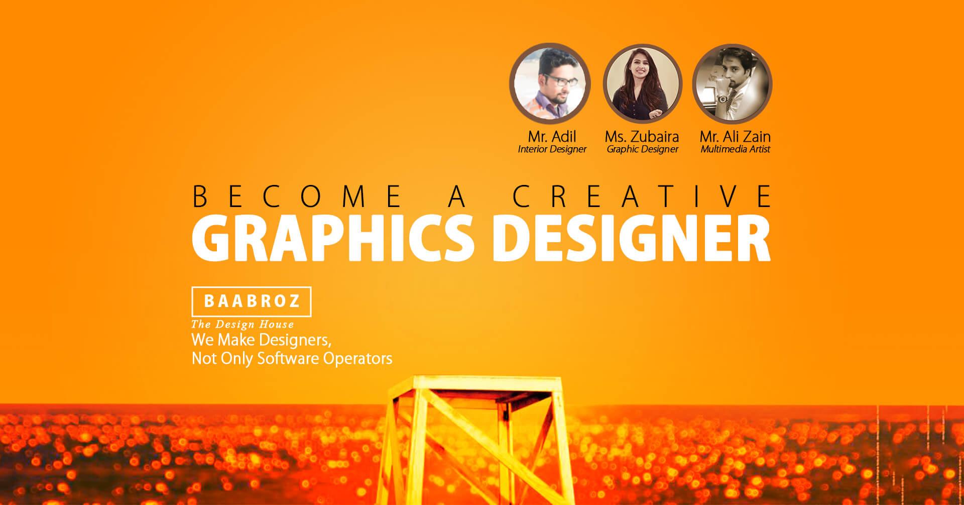 Graphic Designing Courses In Lahore Baabroz Graphic Design