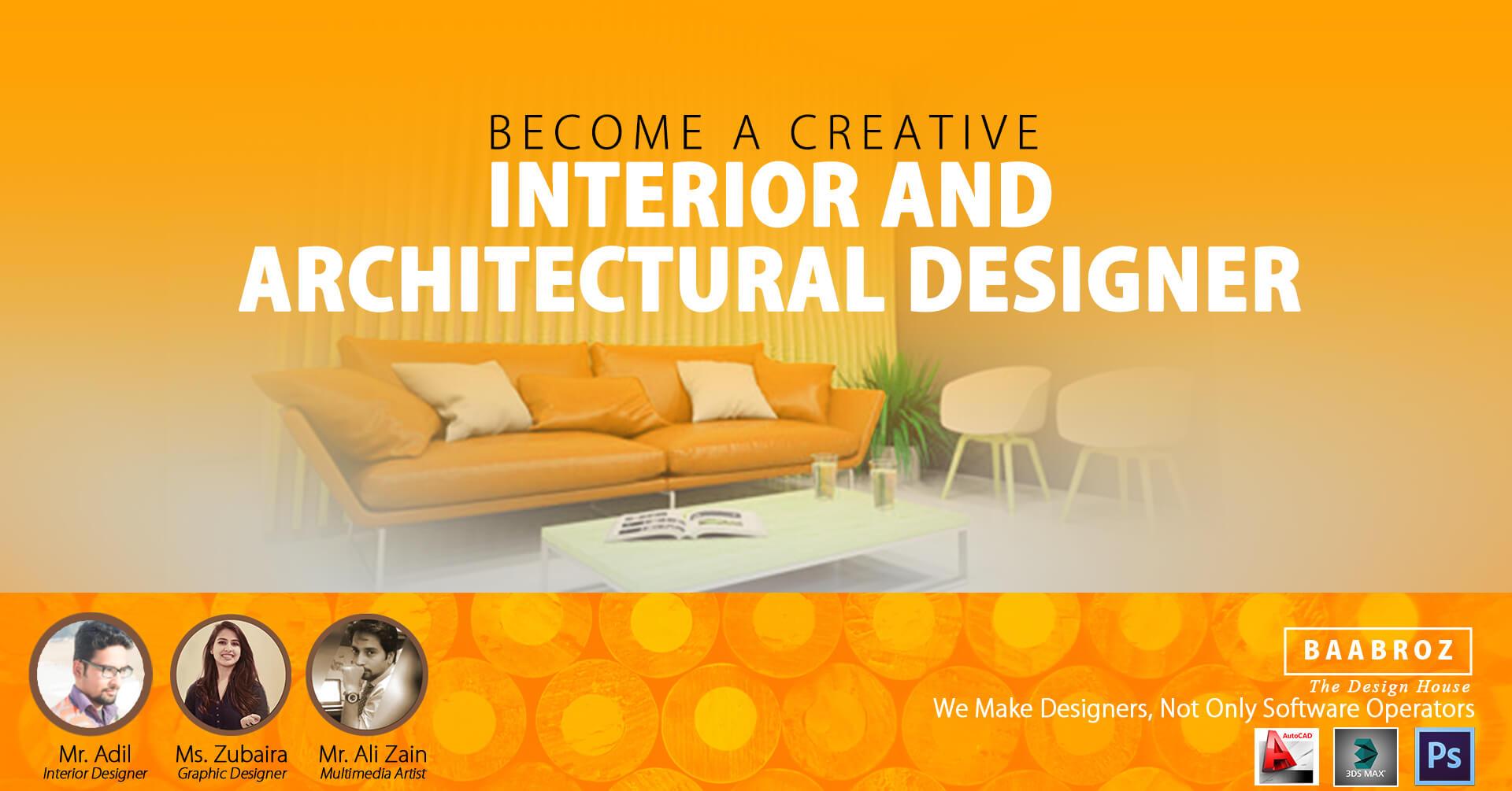 Interior Designing Courses In Lahore 3d Max Autocad Course