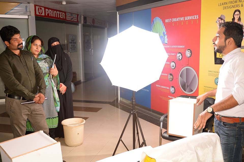 Photography Course in Lahore