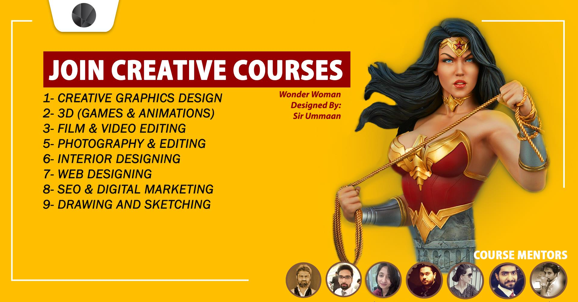 short courses in Lahore Dec 2019